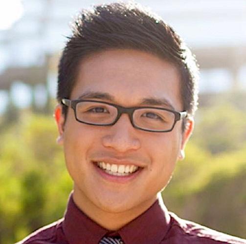 Cameron Chang '19, OTR/L