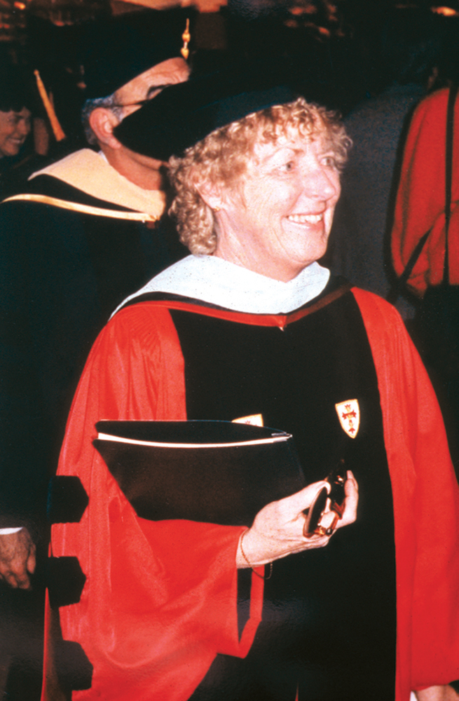 Dr. Elizabeth Yerxa is widely credited with leading the formation of the Occupational Science discipline and its corresponding PhD degree program as Department Chair during the 1980s.
