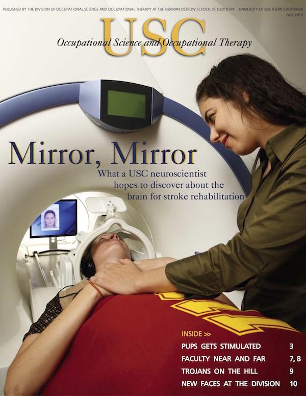 USC Chan Magazine, Fall 2010