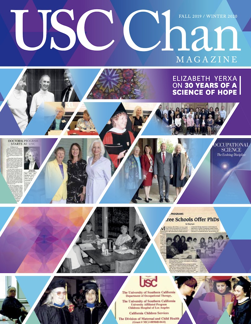 USC Chan Magazine, Fall 2019 / Winter 2020