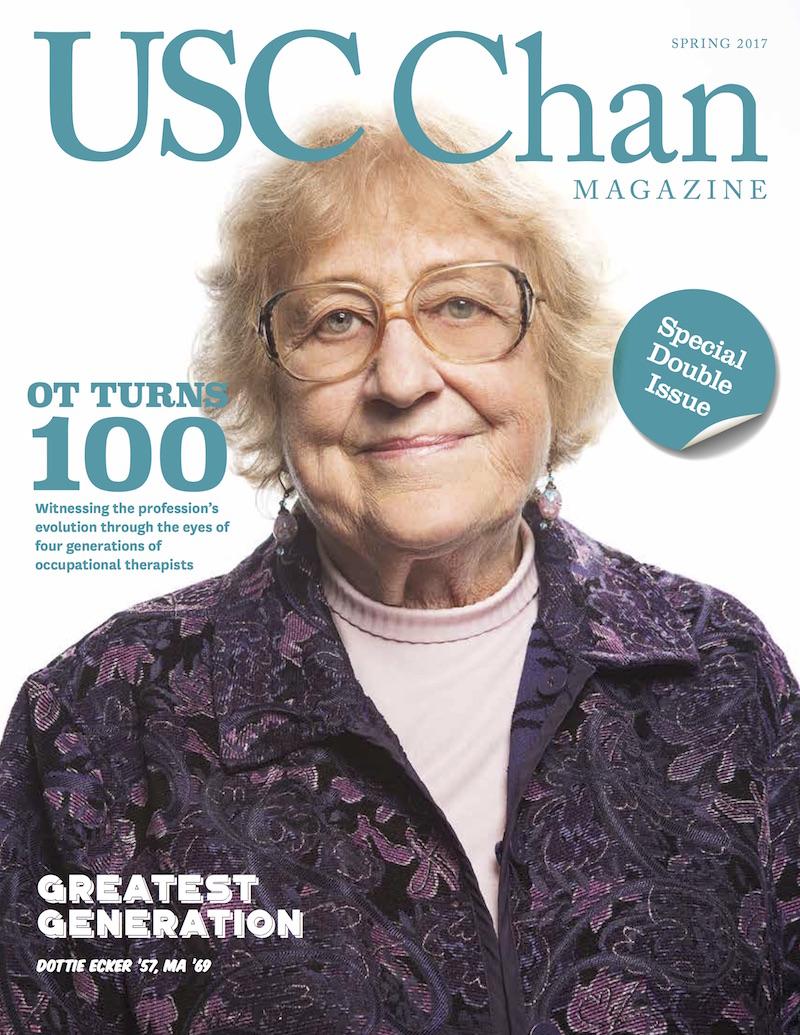 USC Chan Magazine, Spring 2017