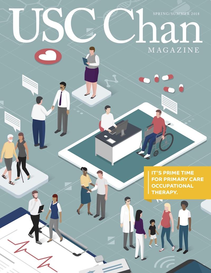 USC Chan Magazine, Spring/Summer 2018