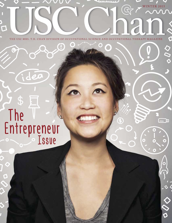USC Chan Magazine, Winter 2015