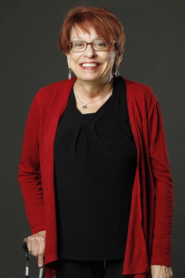 Ann Neville-Jan. Photo by John Skalicky