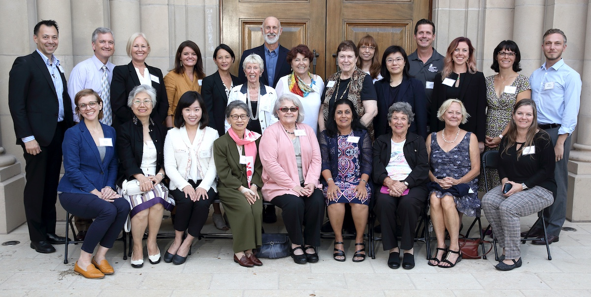 At the 2019 USC Chan Occupational Science Symposium, more than two dozen alumni of the PhD in Occupational Science program gathered to celebrate three decades of the discipline