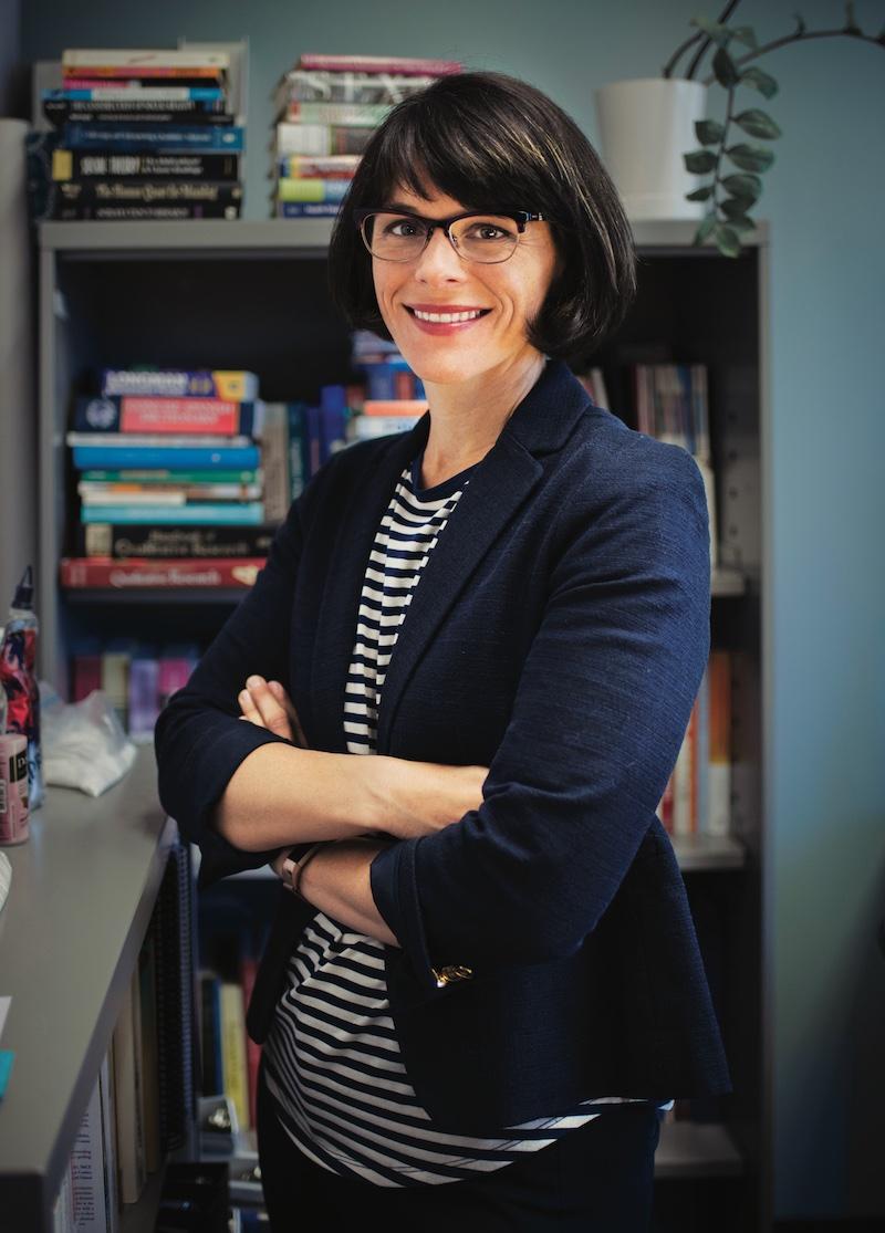 Assistant Professor Beth Pyatak | Photo by Hannah Benet