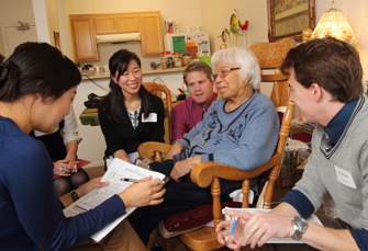 Interprofessional geriatrics curriculum
