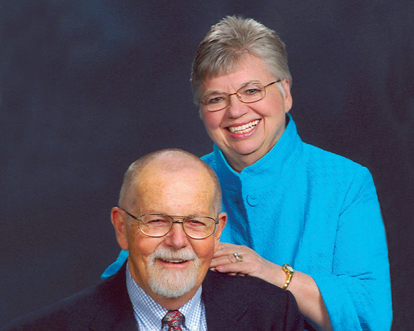 Jim and Pat Plumtree