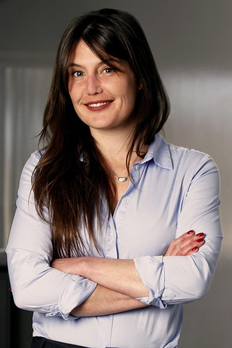 Sarah-Jeanne Salvy PhD/Photo by John Skalicky