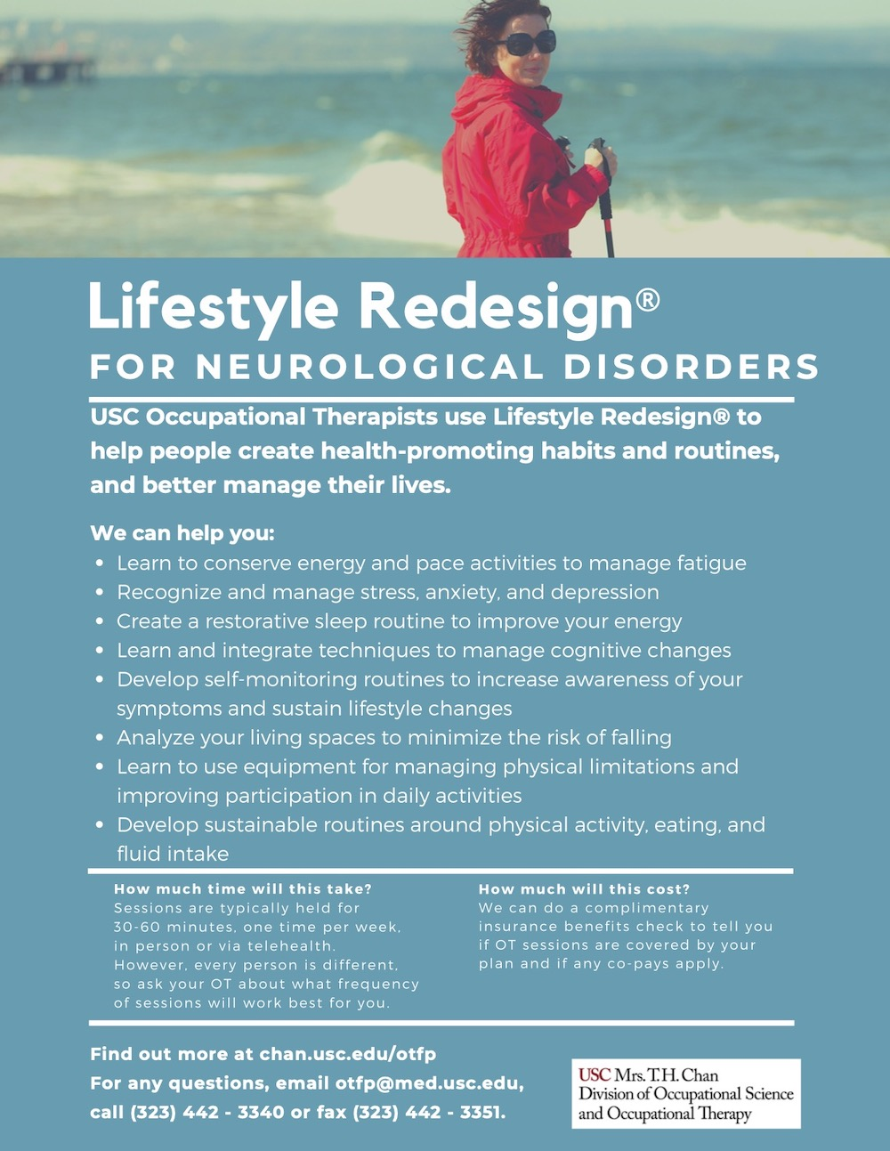 Lifestyle Redesign for Neurological Disorders