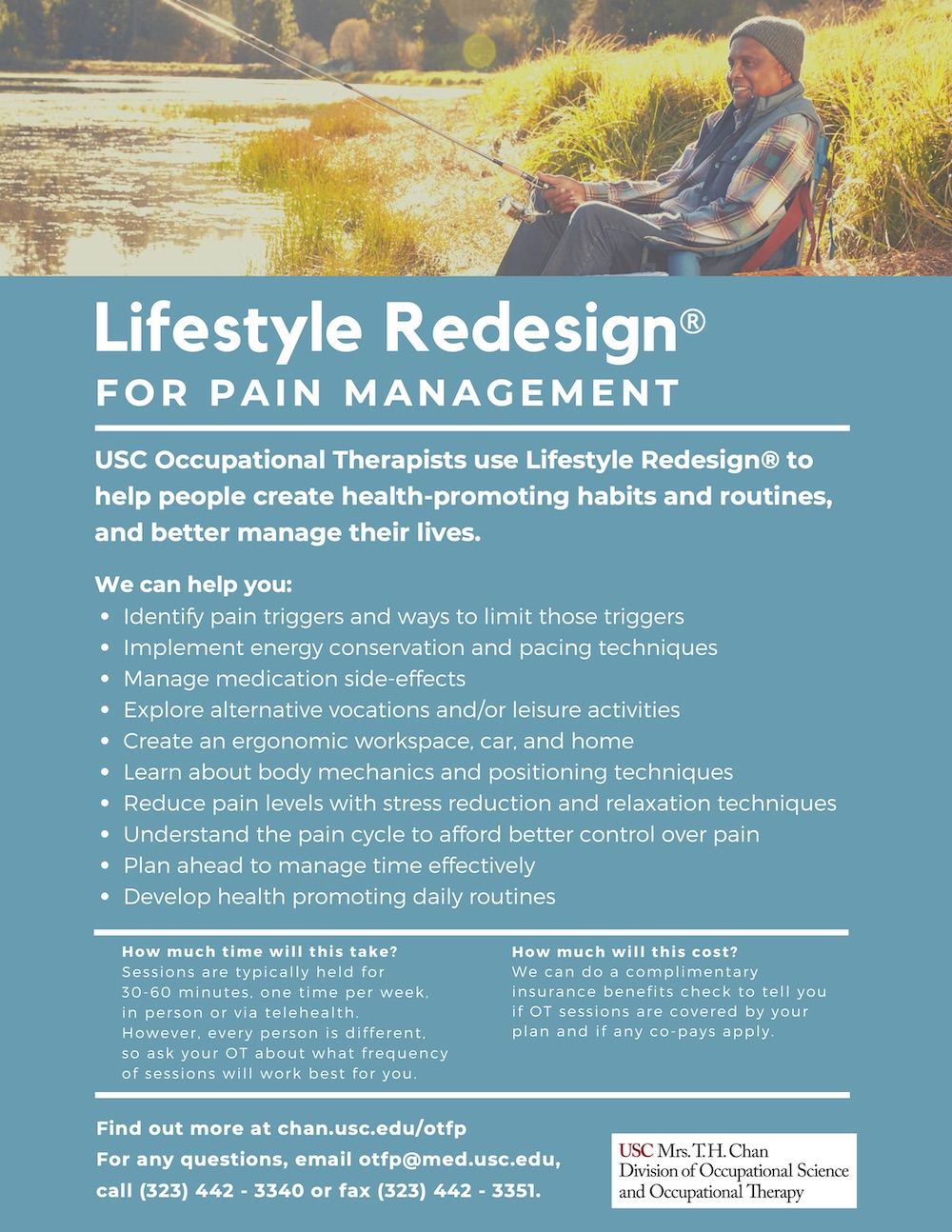 Lifestyle Redesign for Pain Management