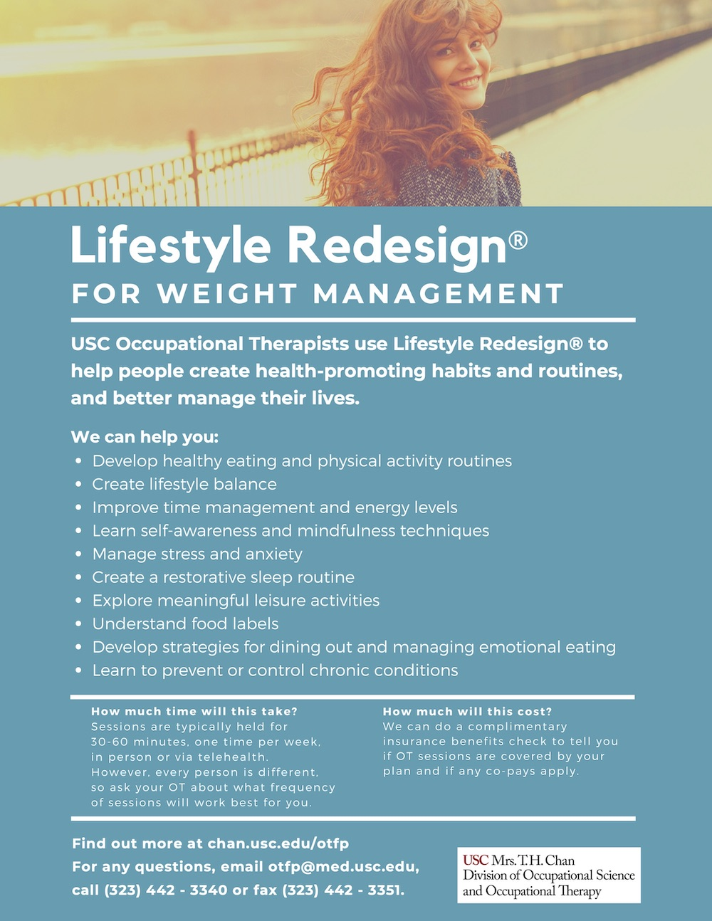 Lifestyle Redesign for Weight Management