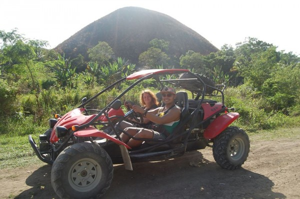 ATV'ing in the Chocolate Hills