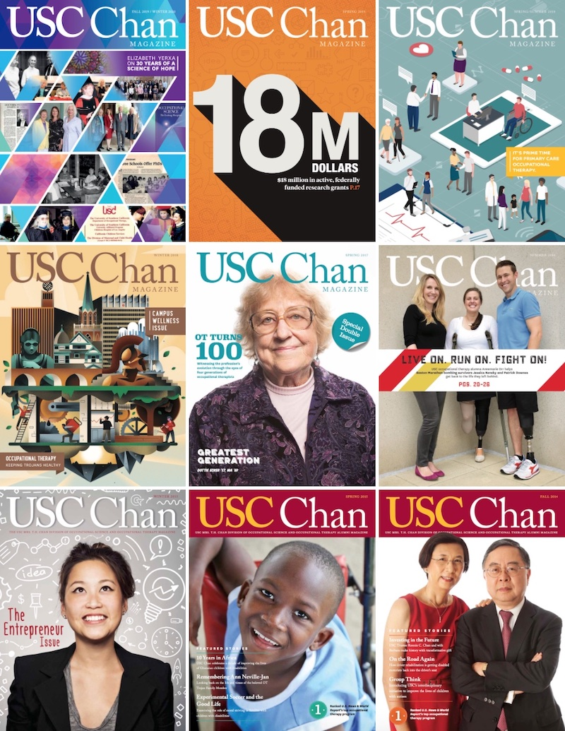 Chan Magazine College