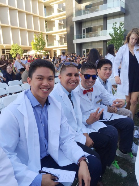 White Coat Ceremony 2015!