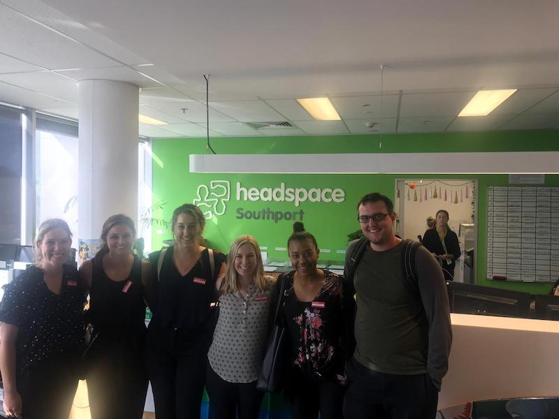 Visiting Headspace, an outpatient youth & adolescent mental health site