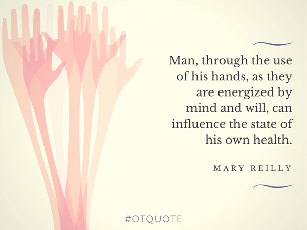 Mary Reilly quote
