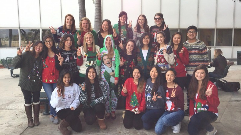 Yay for ugly holiday sweaters!!!